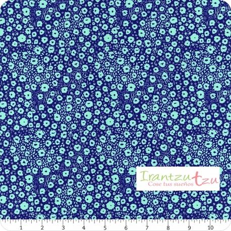 Neptuno y la sirena/Flores/Azul/Tokyo Milk/Free Spirit