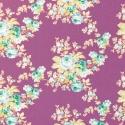 Tela/TIDA/Autumn rose lilac-Harvest/flores