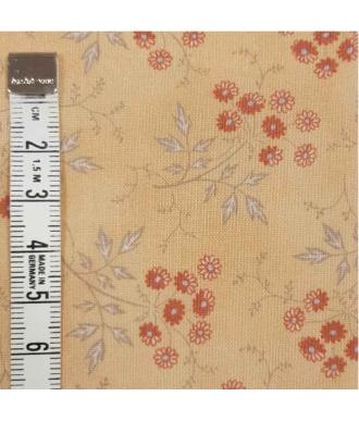 Tela Sevenberry Junko Matsuda 10121 Flores Amarilla