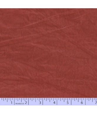 Tela Marcus Fabrics Aged Muslin Basica Rojo Vino
