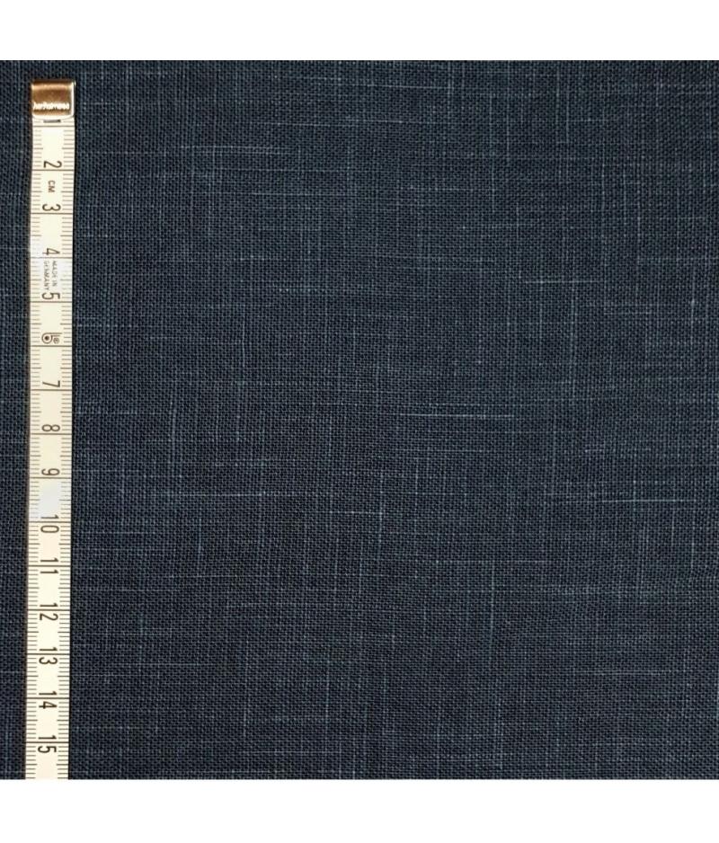 Tela japonesa tramada Sevenberry 88630 Azul