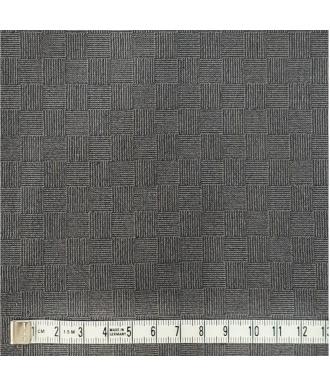 Tela Japonesa Tramada Sevenberry SY70228SE Gris