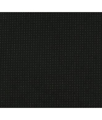 Tela Japonesa Tramada Daiwabo Lunares negra