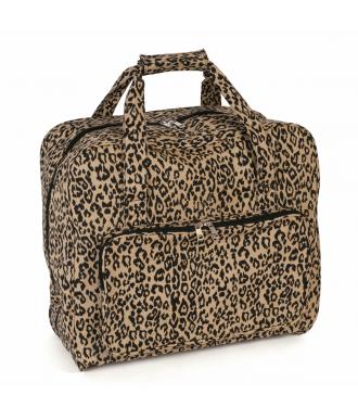 Bolsa para Máquina de coser Leopard