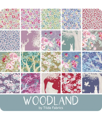 Fat Quarter Tilda Woodland