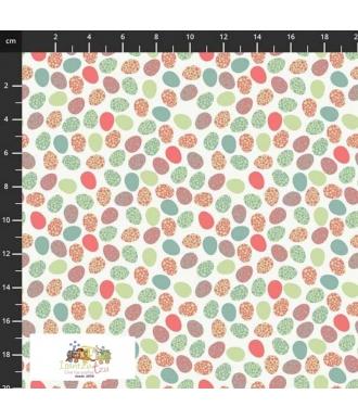 Tela Stof Fabrics Follow My Footprint 4501-579