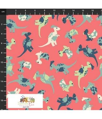 Tela Stof Fabrics Follow My Footprint 4501-581