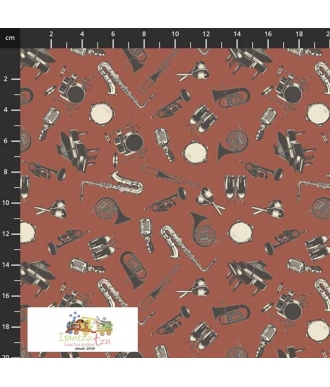 Tela Stof Fabrics My Composition 4501-561