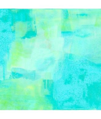 Tela QT Fabrics Stained Glass Garden Blender 28269-Q