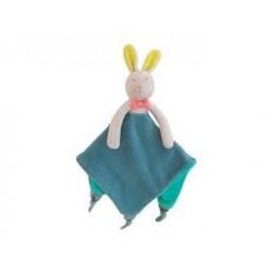Doudou Conejo de la colección Mademoiselle y Ribambell