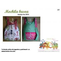 Mochila Basoa Patrón