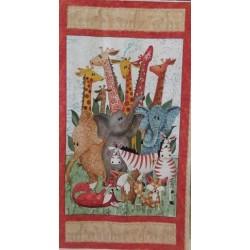 Panel/Infantil/Animales/Selva